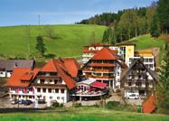 Silencehotel Adler Sankt Roman Wolfach im Schwarzwald Kinzigtal